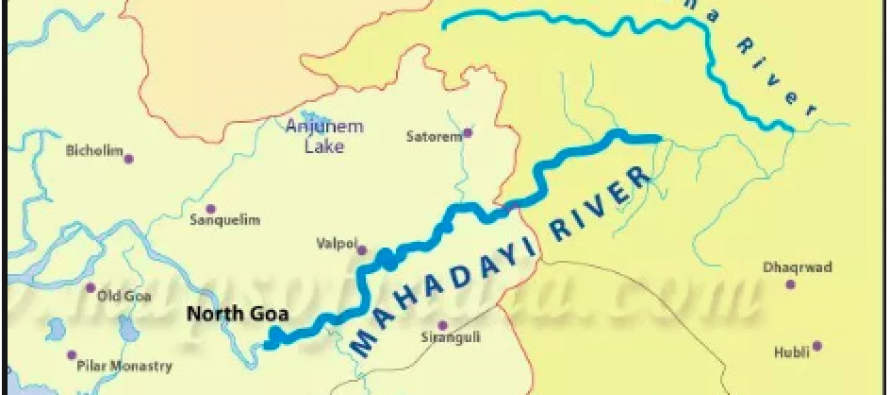 Mahadayi River Dispute